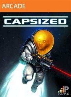 Jaquette de Capsized Xbox 360