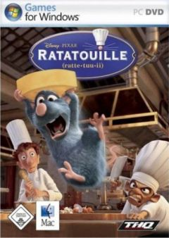 Jaquette de Ratatouille PC