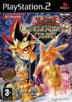 Jaquette de Yu-Gi-Oh! Capsule Monster Colisee PlayStation 2