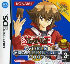 Jaquette de Yu-Gi-Oh! World Championship Tournament 2007 DS