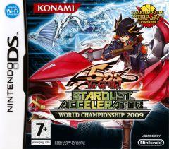 Jaquette de Yû-Gi-Oh! 5D's Stardust Accelerator World Championship 2009 DS