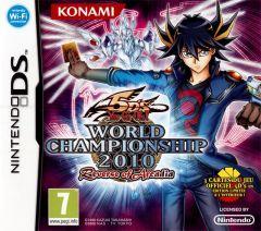Jaquette de Yu-Gi-Oh! 5D's World Championship 2010 : Reverse of Arcadia DS