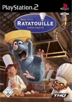 Jaquette de Ratatouille PlayStation 2