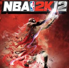 Jaquette de NBA 2K12 iPad