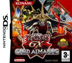 Jaquette de Yu-Gi-Oh! GX Card Almanac DS