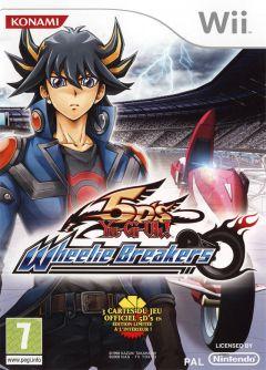 Jaquette de Yu-Gi-Oh! 5D's Wheelie Breakers Wii