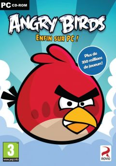 Jaquette de Angry Birds PC
