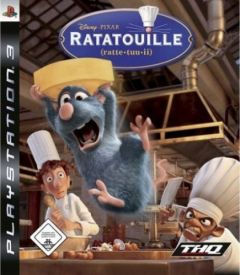 Jaquette de Ratatouille PlayStation 3