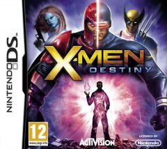 Jaquette de X-Men : Destiny DS
