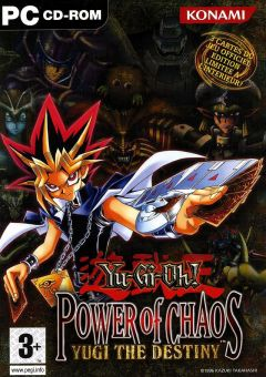 Jaquette de Yu-Gi-Oh! Power of Chaos : Yugi the Destiny PC