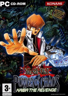 Jaquette de Yu-Gi-Oh! Power of Chaos : Kaiba the Revenge PC