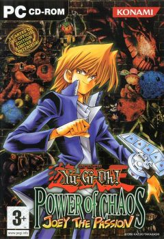 Jaquette de Yu-Gi-Oh! Power of Chaos : Joey the Passion PC