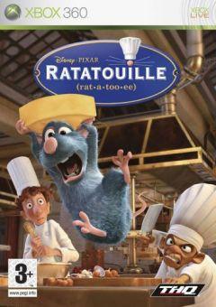 Jaquette de Ratatouille Xbox 360