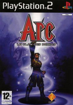Jaquette de Arc : Le Clan des Deimos PlayStation 2