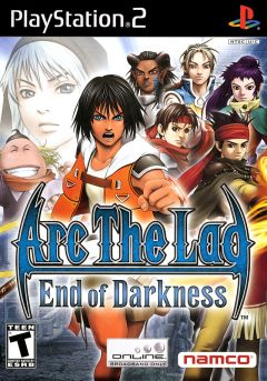 Jaquette de Arc the Lad : End of Darkness PlayStation 2