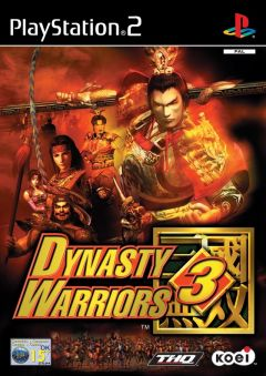 Jaquette de Dynasty Warriors 3 PlayStation 2