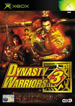 Jaquette de Dynasty Warriors 3 Xbox