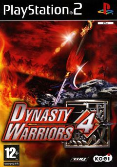 Jaquette de Dynasty Warriors 4 PlayStation 2