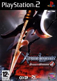 Jaquette de Dynasty Warriors 4 : Xtreme Legends PlayStation 2