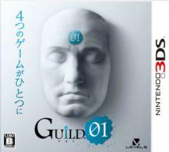 Jaquette de Guild 01 Nintendo 3DS
