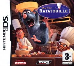 Jaquette de Ratatouille DS
