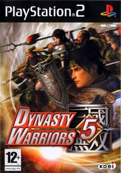 Jaquette de Dynasty Warriors 5 PlayStation 2