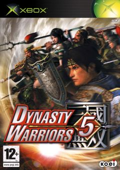 Jaquette de Dynasty Warriors 5 Xbox