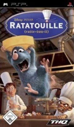 Jaquette de Ratatouille PSP