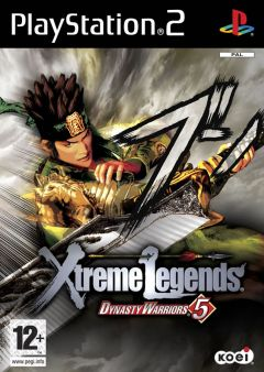Jaquette de Dynasty Warriors 5 : Xtreme Legends PlayStation 2