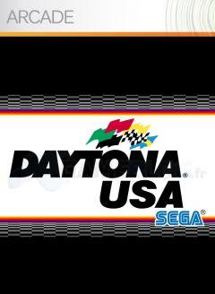 Jaquette de Daytona USA Xbox 360