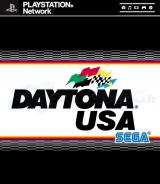Jaquette de Daytona USA PlayStation 3