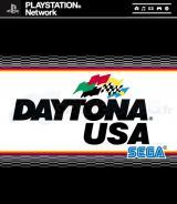 Jaquette de Daytona USA PlayStation 3
