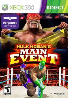 Jaquette de Hulk Hogan's Main Event Xbox 360