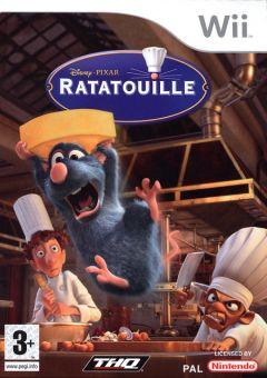 Jaquette de Ratatouille Wii