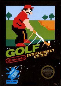 Jaquette de Golf NES