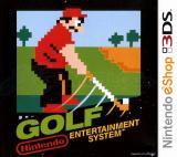 Jaquette de Golf Nintendo 3DS