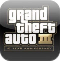 Jaquette de Grand Theft Auto III iPad
