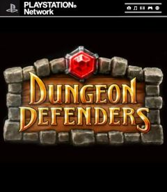 Jaquette de Dungeon Defenders PlayStation 3