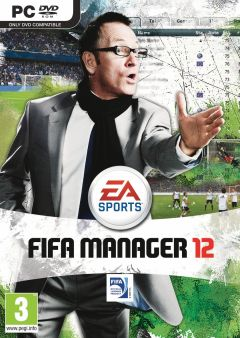 Jaquette de FIFA Manager 12 PC
