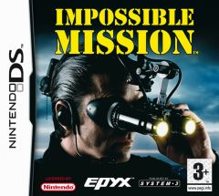 Jaquette de Impossible Mission DS