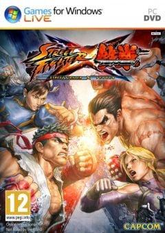 Jaquette de Street Fighter X Tekken PC