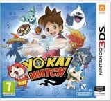 Jaquette de Yo-Kai Watch Nintendo 3DS