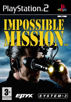 Jaquette de Impossible Mission PlayStation 2
