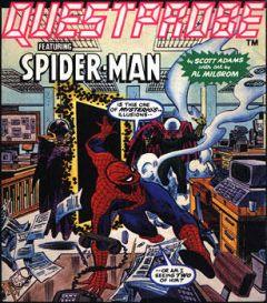 Jaquette de Questprobe featuring Spider-Man PC