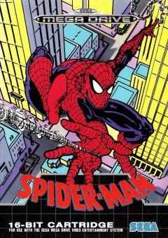 Jaquette de Spider-Man vs. The Kingpin Mega Drive