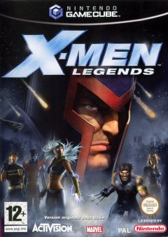 Jaquette de X-Men Legends GameCube