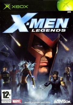 Jaquette de X-Men Legends Xbox