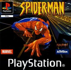 Jaquette de Spider-Man PlayStation