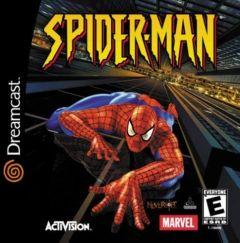 Jaquette de Spider-Man Dreamcast