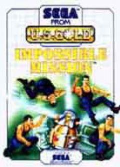 Jaquette de Impossible Mission Master System